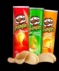 Pringles £1 @ Farmfoods