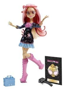 Monster High Hauntlywood Viperine or Honey £10 each at Amazon with free Prime delivery.