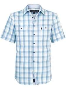 Jack Murphy Short Sleeved Shirts Less Than Half Price from John Norris of Penrith £19.99 (MRP £45.00)
