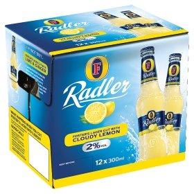 Fosters Radler 12 pack £6 at Asda