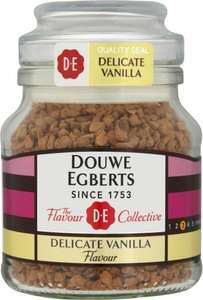Douwe Egberts Flavoured Coffee vanilla or chocolate 50g 99p @ 99p stores