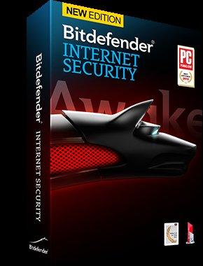 free - 180 Days license-Bitdefender Internet Security
