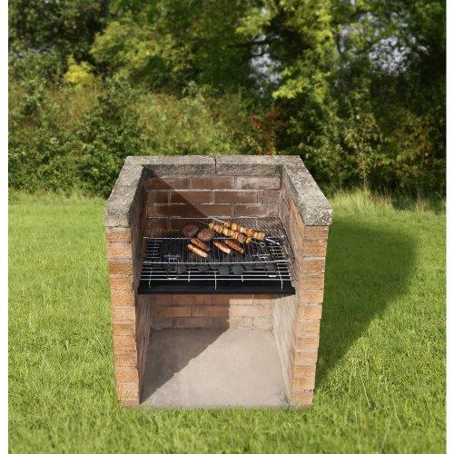 Wilko Do It Yourself Barbecue Grill Set, £12 @ Wilko