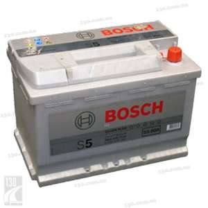 Bosch Silver S5 Car Battery 096 Type was £146.24 now £82.39 @ Eurocarparts via Ebay