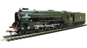 "00 scale Bachmann Branchline Class A1 4-6-2 60163 ""Tornado"" in BR lined Brunswick green £92 @ ehattons"
