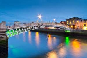 *Dublin City Break Accommodation & Flight £19.98pp - Various Dates/Departure Airports @ Holiday Pirates
