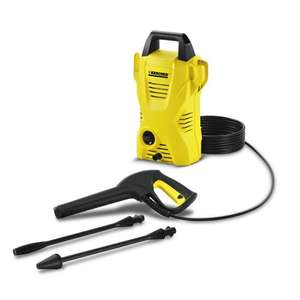 Karcher K2 Compact Pressure Washer (£59.00)  £49.00 with New Customer Code @ Tesco Direct