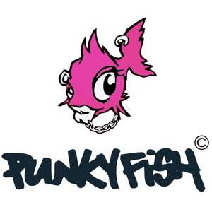Upto 70% off sale + Another 50% off with code @ Punkyfish *Ends Midnight* (Tees from £1 /  Dresses from £2.50 + PP)