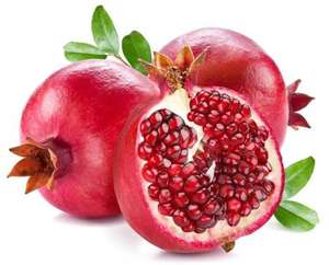 Larg red pomegranate 69p @ Lidl