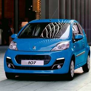New Peugeot 107 Access only £5995 was £8165 @ Pentagon