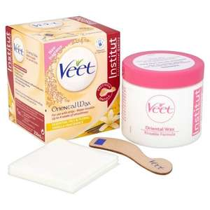 Veet Wax, Wax Strips, Electric Wax Dispenser - All HAIR REMOVAL 50% Discount FREE DELIVERY at Amazon  (free delivery £10 spend/prime/Amazon locker)