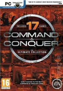 Mass Effect Trilogy £6.06, Command & Conquer: Ultimate Edition £2.97, Kingdoms Of Amulur: Reckoning Pack £5.94,  Dragon Age: Origins  Ultimate Edition £4.54 (PC) @ GMG (via Hola/ZenMate)