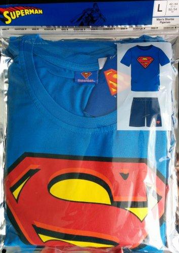 Men's Superman Pyjamas Lidl for £6.99! Cool gift