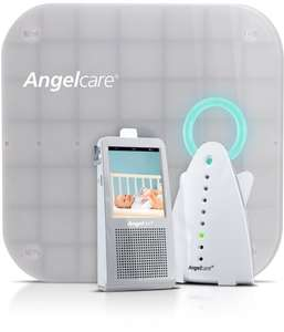 Angelcare AC1100 Digital Video, Movement & Sound Baby Monitor - 45% Saving £137  at Amazon