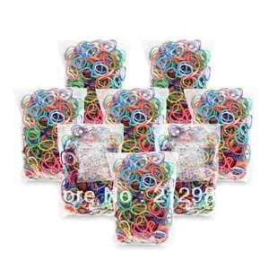 Loom Bands £1.00 @ Shell Goose Green Wigan