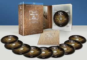 The World At War: The Ultimate Restored Edition BLU-RAY @ Zavvi - £24.99