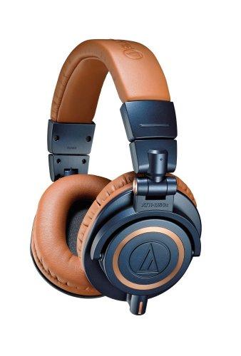 Audio-Technica ATH-M50XBL Professional Headphones - Blue - £142.10 @ Amazon