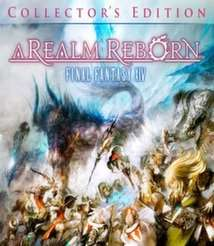 Final Fantasy XIV A Realm Reborn for PS3 Collectors Edition New £3.49 delivered @ rscommunications ebay (free ps4 upgrade)