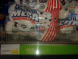 Giant Marshmallows £2.49 @ Co-op Star Wickford