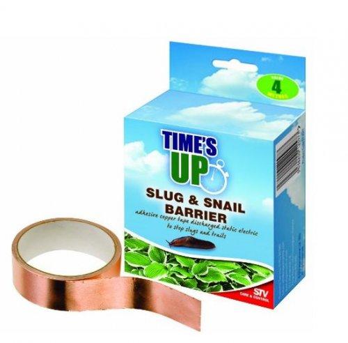 Slug and Snail Barrier Tape 4 meters £1.99 @ Home Bargains