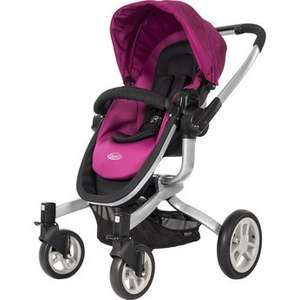 Graco Symbio Pushchair, car seat and carrycot almost 1/2 off babiesRus, £249.99