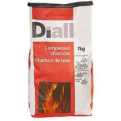 7kg Lumpwood charcoal Doorbuster £2 @ B&Q 7AM Saturday **Instore Only**
