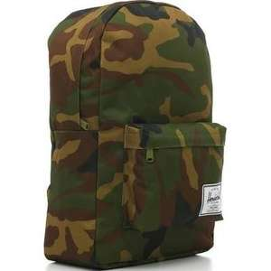 Herschel Woodland Camo Backpack @ Jeanstore.co.uk - £23.99 Delivered