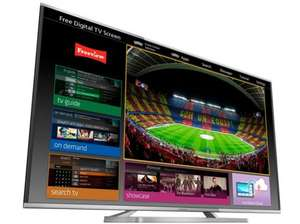 "** Panasonic Viera TX-55AS640B (New for 2014) Smart 3D 55"" 1200 Hz LED TV 1080p Freeview HD with Freetime now £999 @ Currys **"