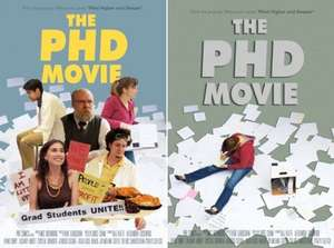 'The PhD Movie' free to watch online this month on official site