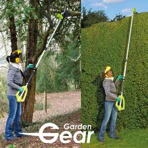 Telescopic Hedge Trimmer (3.2metres) £103.94 Delivered @ Mirror Reader Offers