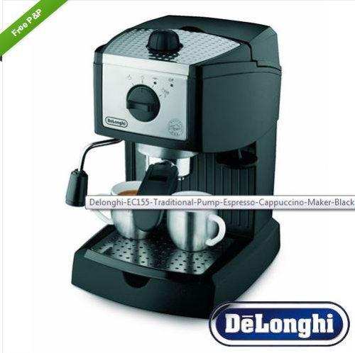 Delonghi EC155 Espresso Machine £52.99 at Ebay kenwood-shop