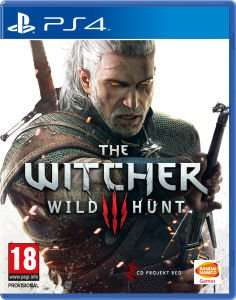 The Witcher 3: PS4/XBOX ONE £44.99 + 10 % off code £40.49 (Pre Order) @ Zavvi
