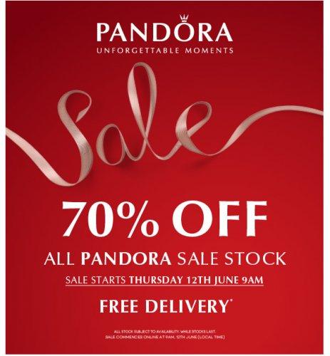 Upto 70% off Pandora @ Republicofjewels