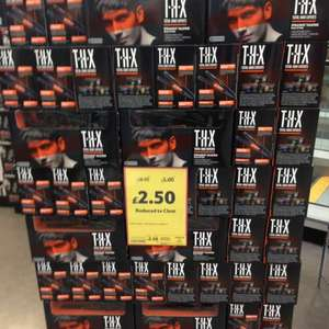 THX Male Straighteners - Bargain for the modern man for Fathers Day £2.50 @ Tesco Homeplus