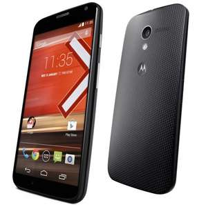 Moto X 16GB 4G Sim Free Smartphone - Black - Amazon - £272.66 delivered