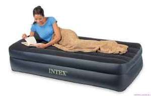 Intex raised airbed only £15.49 (+6.95 next day delivery) at Only Airbeds