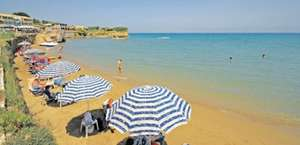 Corfu, Kavos - 7 nights 20th June, SC from Glasgow/Manchester 3* includes luggage £70.67pp - £141.34 @ tescocompare