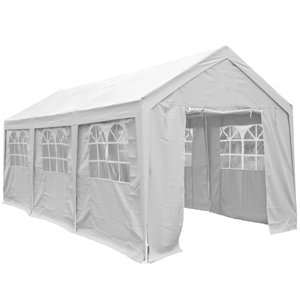 Giant Outdoor Gazebo: 3 x 6m RRP £299.99 now £99.99 delivered by Home Bargains