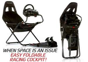 Playseat Challenge £159.95 @ boysstuff.co.uk (£3.95 delivery)