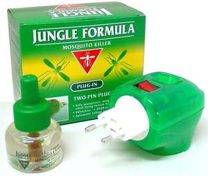 Jungle Formula Plug In & Refill Insect Killer - £5.25 - In store - Thamesmed @ Wilko