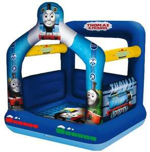 Thomas The Tank Engine Bouncy Castle - £40.00 (£35.00 With Code) - Tesco Direct