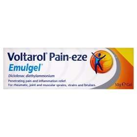 Voltarol Pain-eze Emulgel 50g £4 @ Asda
