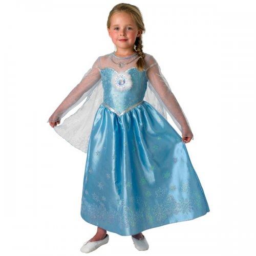 Frozen Elsa Deluxe Dress £22.99 @ Smyths