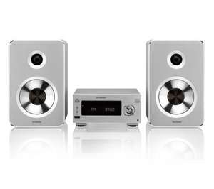 Sandstrom Wireless Traditional HiFi System (With DAB & Bluetooth) - £69.99 - Currys