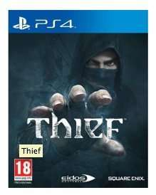 (PS4) Thief (Pre Owned) - £19.99 Delivered - GamesCentre
