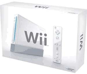 Nintendo Wii Console (White) (Preowned) £15 @ GAME