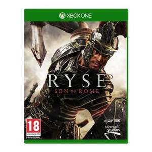 ryse son of rome pre owned xbox one £22.99 at Games Centre