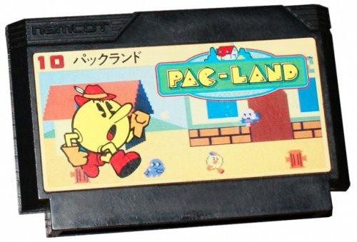 Pac-Land (NES) £2.40 & Pac-Man Collection (GBA) £3.75 @ Nintendo eShop on Wii U