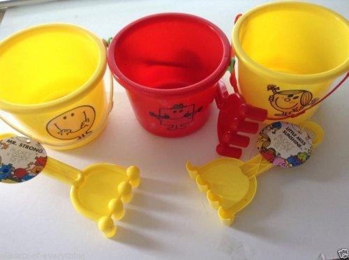 Mr Men and Little Miss Bucket & Spade Set - £1 @ Poundland