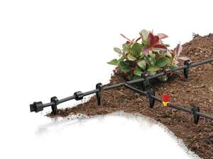 FLORABEST Drip Irrigation Set 57 piece set 20m long £6.99 from 19th at LIDL